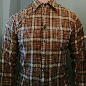 VTG Pendleton Country Traditionals Wool Flannel